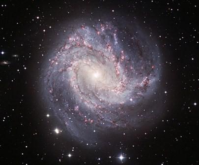 Thousand Ruby Galaxy
